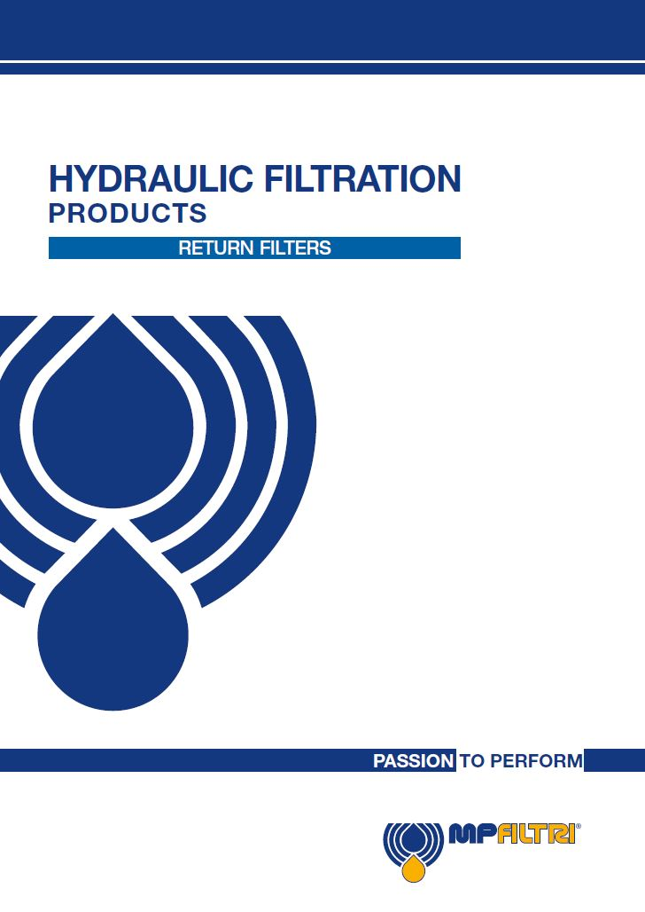 MP FILTRI SF250P10 Heavy Duty Replacement Hydraulic Filter Element from Big Filter